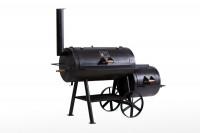 Баррельный смокер - коптильня гриль Marshall Smokers Arizona