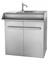 Кухонный модуль с раковиной для грилей OD-KSM100 ( для серий LE и LEX)