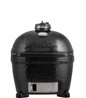 Керамический угольный овальный гриль Primo Oval JUNIOR
