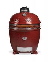Керамический гриль Monolith Grill Junior S (малый) red на керамических ножках